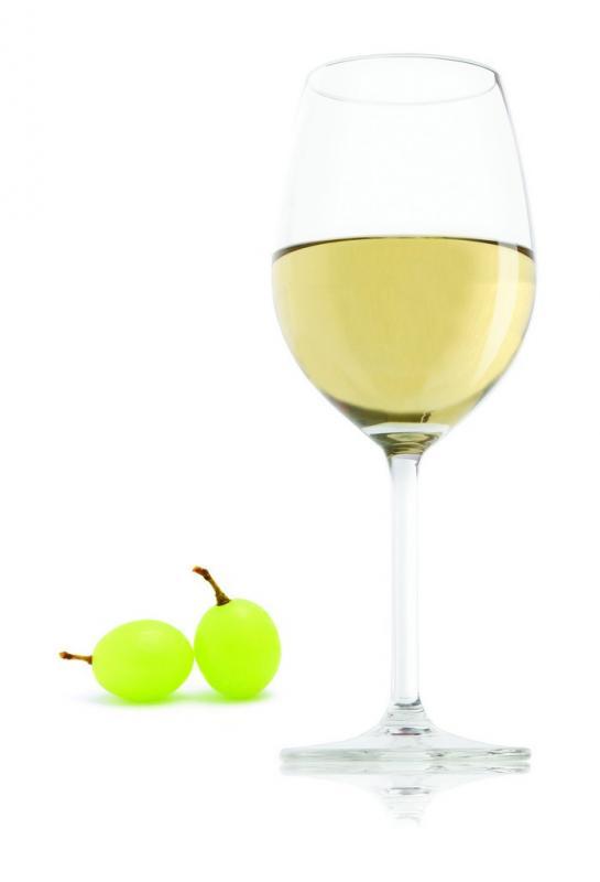Set 2 pahare vin alb