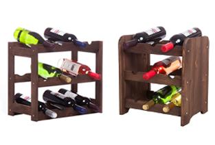 WineStoc, Raft lemn vin,