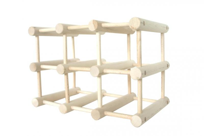 Raft 3X3 - 9 sticle