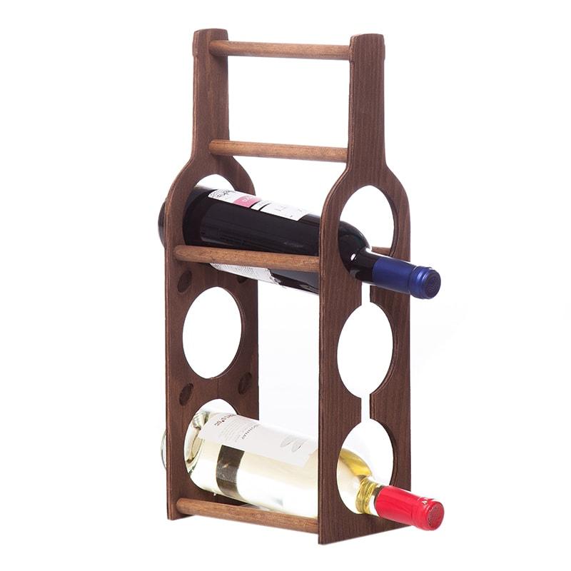 Raft Wine House maro vertical 3 sticle vin