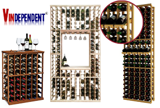 rafturi, lemn, tip display, vin, crama, BTC, Glass Design, iubitor vin, amenajari, interioare