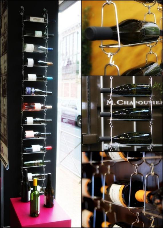 Suport metalic 12 sticle