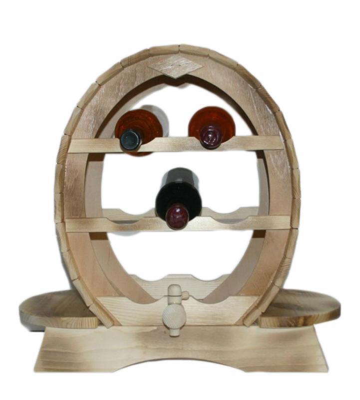 Raft lemn Omega