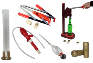 alcoometru, vinometru, mustimetru, termoalcoolmetru, hidrometru, damigeana, dopuri sticla vin,