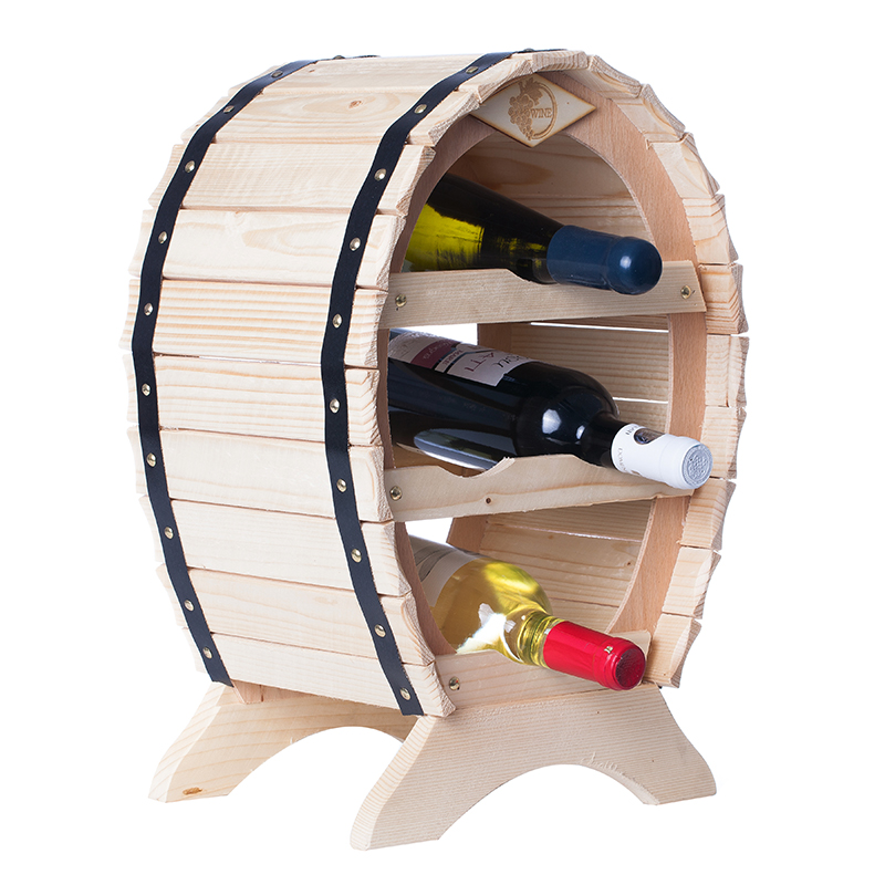 Raft Rustic natur 4 sticle vin