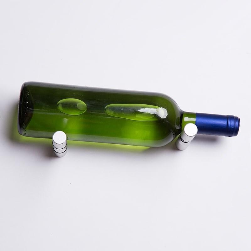 Set suporti pentru o sticla