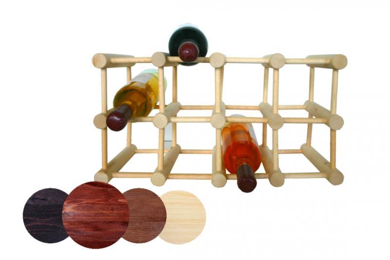 Raft 4X3 - 12 sticle