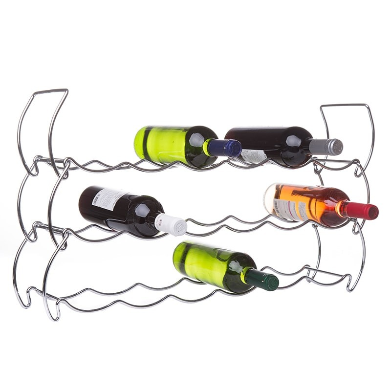 Raft cromat StackRack 18 sticle