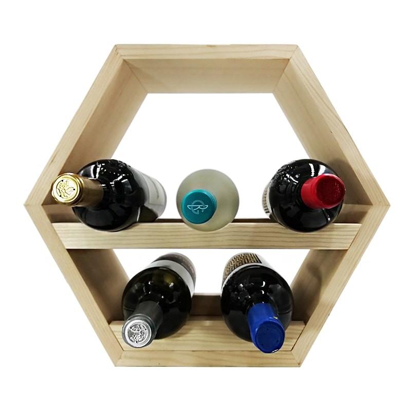 Raft hexagonal 5 sticle